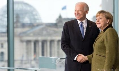 متحدث باسم الإدارة الأمريكية: بايدن وميركل يبحثان في واشنطن التهديدات الإلكترونية