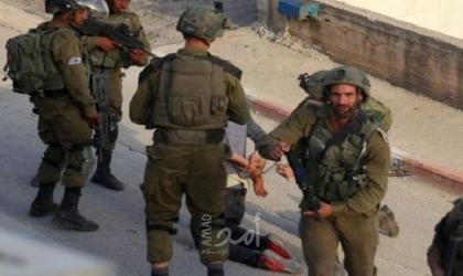 القدس: قوات الاحتلال تعتقل شاب وفتاة وتقتادهم للتحقيق
