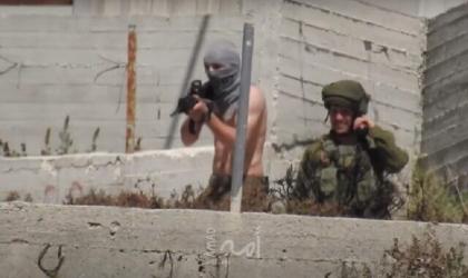"""جيش الاحتلال يحقق في استش-هاد الفلسطيني """"نضال الصفدي"""" من نابلس- فيديو"""