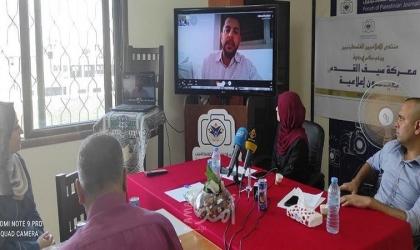صحفيون: الإعلام الفلسطيني نجح بنقل مظلومية شعبنا للعالم