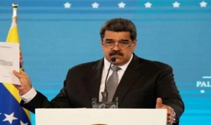 """مادورو سيطرح فكرة إطلاق """"حوار مباشر"""" مع واشنطن خلال محادثاته مع المعارضة"""