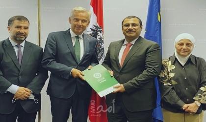 رئيس البرلمان العربي يشارك في المؤتمر العالمي الخامس لرؤساء البرلمانات في فيينا