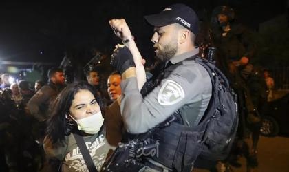 محدث - مواجهات مع قوات الاحتلال في الضفة الغربية والقدس