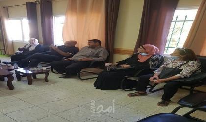 تنمية طوباس تنظم زيارات ميدانية لكبار السن في منازلهم
