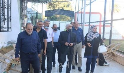 أبو النجا يهنيء نادي المشتل بانتخاب مجلس الإدارة الجديد