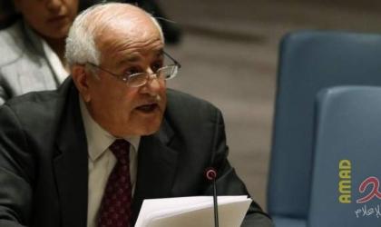 منصور في رسائل متطابقة: الاحتلال ينتهك حقوق أطفال فلسطين بشكل خطير وممنهج ودون عواقب