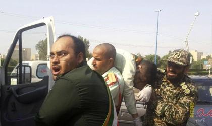 إصابة قائد الحرس الثوري الإيراني بتفجير سيارتين جنوب شرقي البلاد