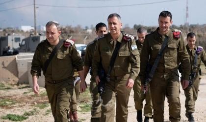 صحيفة عبرية: كوخافي يسعى لتشريع الاعدام الميداني في حال سرقة القواعد العسكرية