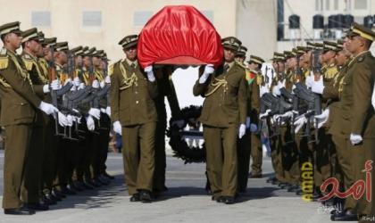 رحيل العقيد المتقاعد أحمد عامر عودة