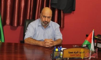 جمعة: يقدم حلولاً لإجراء انتخابات والخروج من مأزق الانقسام