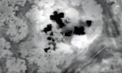 """طائرات الاحتلال تستهدف """"نقطة عسكرية"""" شرق رفح"""