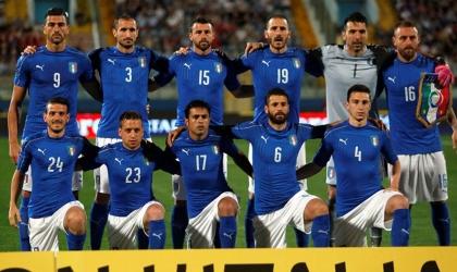 منتخب إيطاليا يحقق أرقاما قياسية جديدة بعد تخطيه النمسا