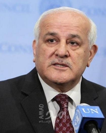 منصور: تحضيرات تجري بالتنسيق مع الأردن لوضع حد لانتهاكات الاحتلال في القدس