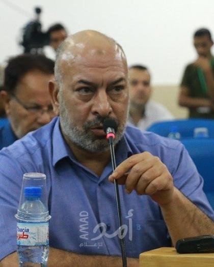 """النائب جمعة يطالب إرسال رسائل للرئيس عباس وأعضاء مركزية """"فتح"""" لتوحيد الحركة"""