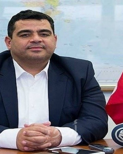 """هنية يطمئن الجماهير الرياضية على صحة اللاعب """"محمود وادي"""""""