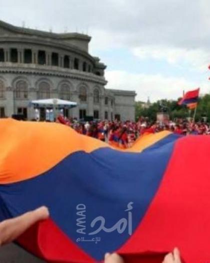 أرمينيا تقترح نشر قوات حرس الحدود الروسية على حدودها مع أذربيجان