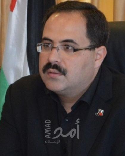 """صيدم: وفد مركزية فتح سيصل إلى قطاع غزة """"الخميس"""""""