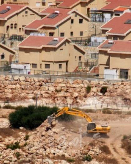 """توجه للمصادقة على بناء """"حي استيطاني"""" جديد في القدس"""