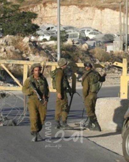 محدث.. إصابة (5) عمال برصاص قوات الاحتلال شمال طولكرم