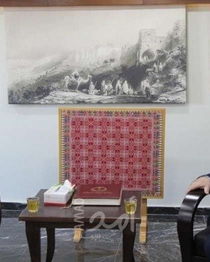 """بيت لحم: """"الإعلام"""" تستكمل استعداداتها لتغطية فعاليات أعياد الميلاد المجيد"""