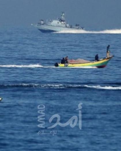 شرطة حماس البحرية تعلن إغلاق البحر أمام الصيادين بسبب المنخفض الجوي