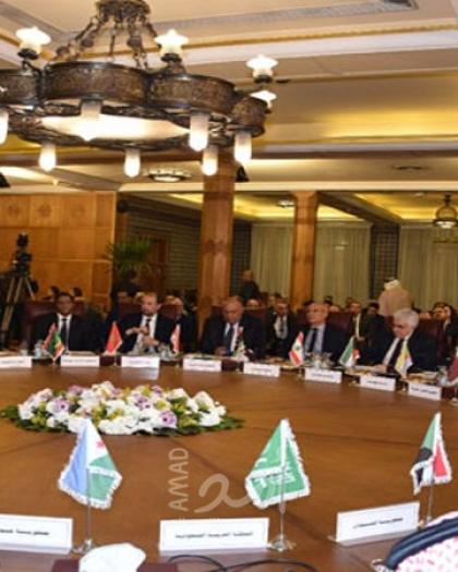 تأجيل الاجتماع التشاوري لوزراء الخارحية العرب إلى 15 يونيو