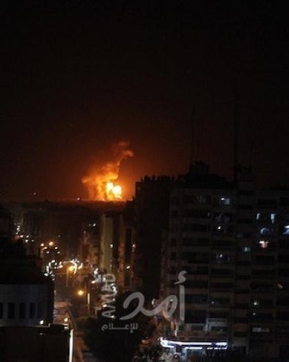 حماس تصدر بياناً بشأن القصف على غزة: تصدير أزمات إسرائيل الداخلية