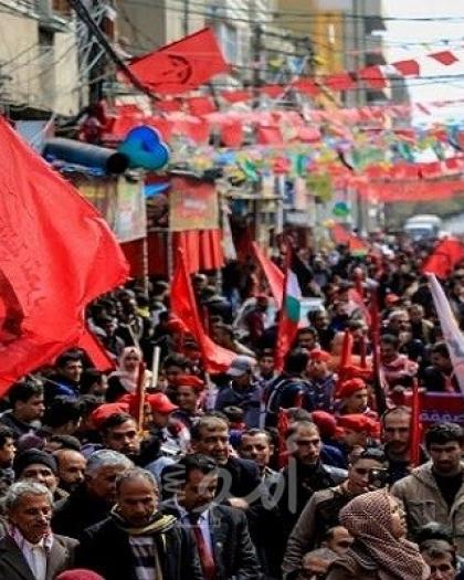 الديمقراطية: القدس خط القتال الأول دفاعاً عن القضية والحقوق الوطنية