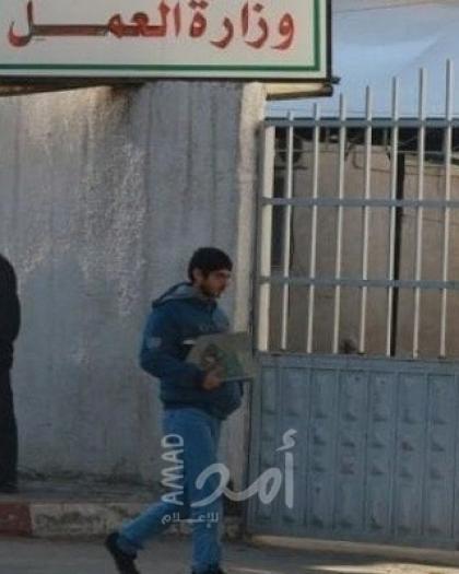 غزة: وزارة العمل ترفد المؤسسات الحكومية ب 700 من الكوادر البشرية لمواجهة كورونا