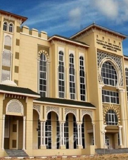 """جامعة الأزهر توقف التعليم الوجاهي لطلبة المستوى الأول إثر تزايد فيروس """"كورونا"""" في غزة."""