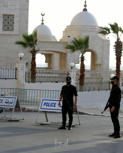 شرطة حماس تحتجز 141 مركبة مُخالفة لقرار منع حركة المركبات