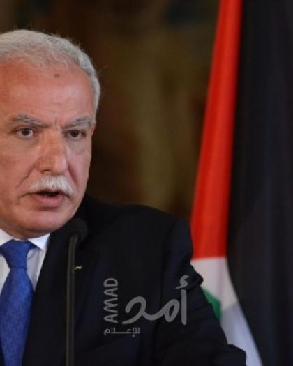 المالكي يطالب الجنائية الدولية بتحديد موعد للتحقيق الرسمي في الجرائم الإسرائيلية