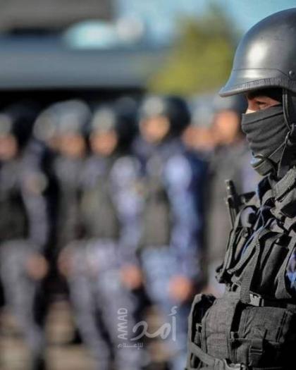 داخلية حماس تكشف عن عقوبات مطلقي النار في الهواء