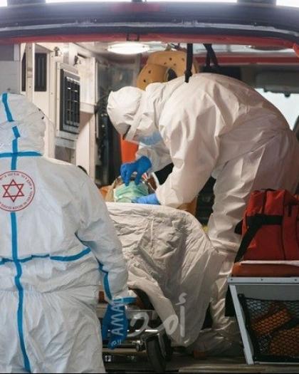 """الصحة الإسرائيلية تُسجل 21 حالة وفاة و11 ألف إصابة جديدة بـ""""كورونا"""""""