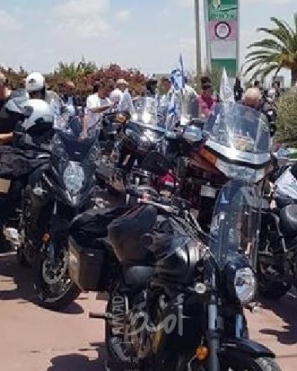 إعلام عبري: إنطلاق مسيرة دراجات نارية شمال إسرائيل للمطالبة بإعادة الجنود من غزة- صور