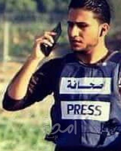 """إذاعة صوت الشعب تبلغ الصحفي """"محمود اللوح"""" الاستغناء عنه شفويًا"""