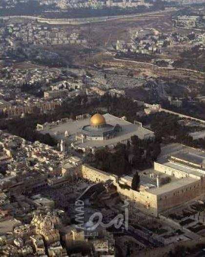 تنويه مهم من دائرة أوقاف القدس بشأن صلاة الجمعة في المسجد الأقصى