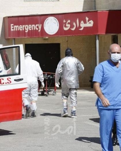 """محدث.. تسجيل حالة وفاة و(8) إصابة جديدة بفايروس """"كورونا"""" في الضفة"""