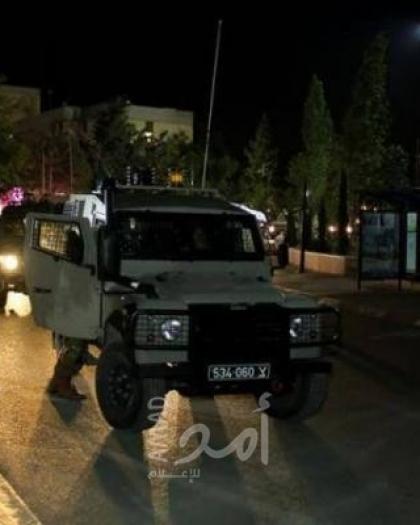 محدث- القدس: إصابة شاب برصاص قوات الاحتلال الحي واعتقاله في قطنة
