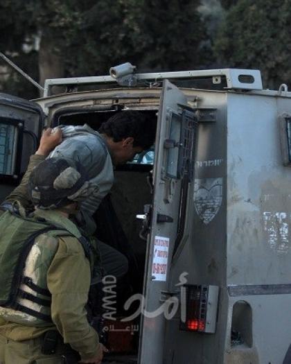 الاحتلال يعتقل رئيس مركز الشباب الاجتماعي في مخيم شعفاط