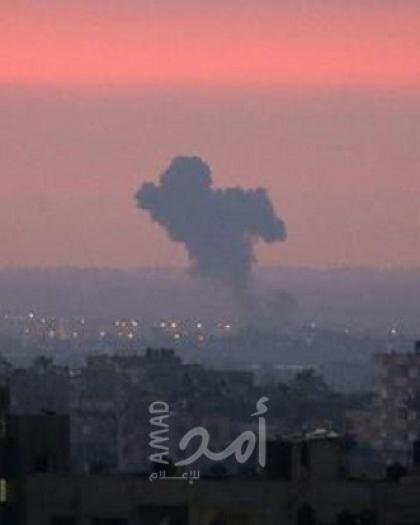 """استهداف """"نقاط عسكرية"""" شرق القطاع.. وجيش الاحتلال: رداً على إطلاق صاروخ غزة"""
