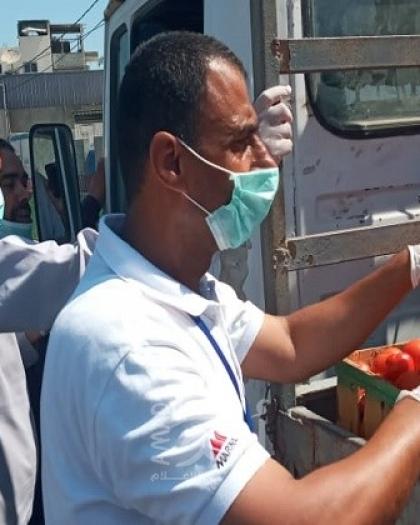 اقتصاد حماس تنفذ جولات تفتيشية على أسواق الخضار ومخازن التجار