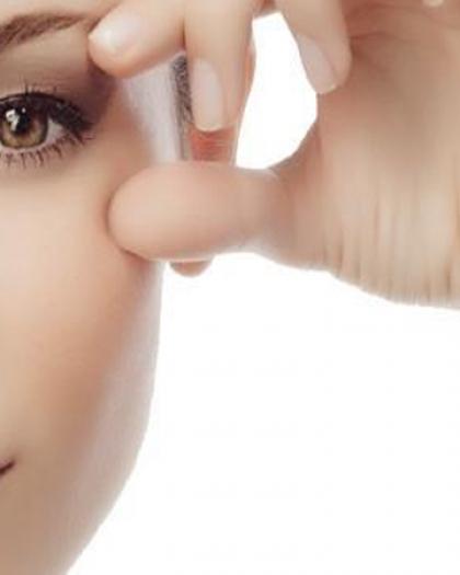 علاقة الهالات السوداء حول العين و الجيوب الأنفية .. اعرفيها