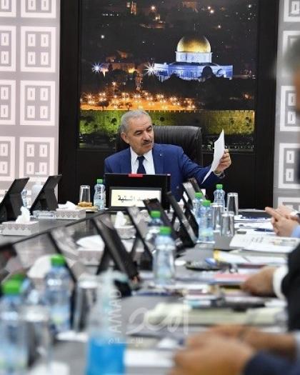 مجلس الوزراء: إسرائيل تدمر حل الدولتين بتكريس احتلالها ومواصلة عمليات الاستيطان
