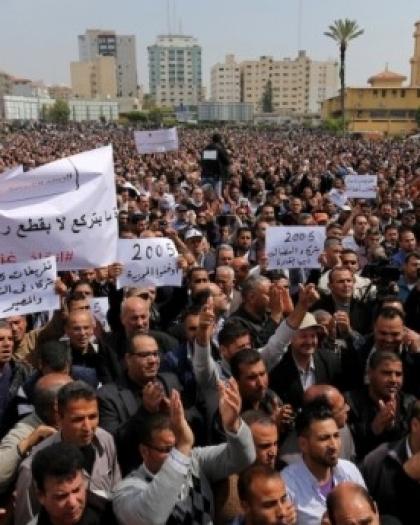 أبو كرش: حكومة رام الله قادرة على إصدار قرار إداري لحل قضية تفريغات 2005 في قطاع غزة