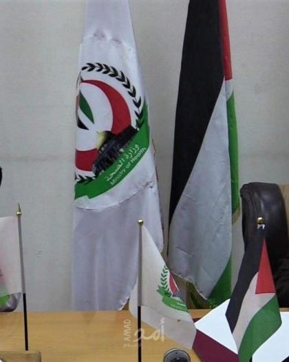 صحة ح ما س توقع اتفاقية تعاون مع الجمعية الإسلامية بمخيم جباليا لتسلم مستشفى اليمن السعيد