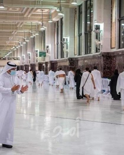 """أبو مذكور لـ""""أمد"""": ننتظر قرار رسمي من السعوديةللبدء بالتسجيل لموسم العمرة"""