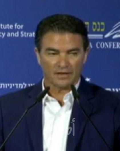 """""""سوفت بانك"""" تعين رئيس الموساد السابق كوهين رئيسا لمكتباً في إسرائيل"""