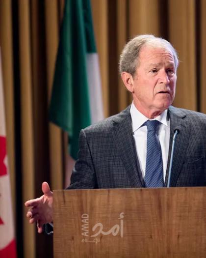 """وثيقة - خطاب جورج بوش حول طلب """"إزاحة ياسر عرفات"""" و,حل الدولتين 24/6/2002"""