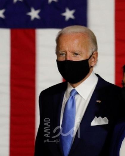بايدن يعلن إطلاق مبادرة ارتداء الكمامة لمدة 100 يوم بدءا من 20 يناير